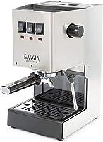 Gaggia 886948011010 Kaffemaskin, 1500W, Silver, Svart