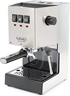 Gaggia Classic Pro | Manual Espresso Pump Machine | Stainless Steel