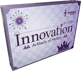 Asmadi Games Innovation: Artifacts of History Third Edition