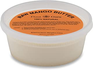 Raw Mango Butter 8 oz 100% Pure Natural For Skin, Face, Hair Care
