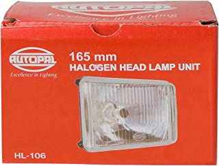 AUTOPAL H4656 165mm (6x4) H4 Headlamp Conversion - 1 PIECE ONLY