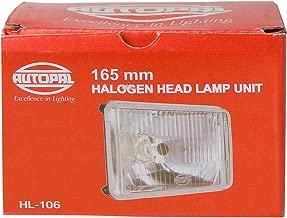 AUTOPAL H4656 165mm (6x4) H4 Headlamp Conversion - 1 PIECE ONLY