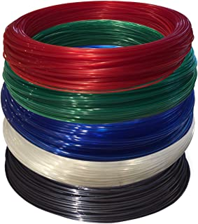 250lb - 600lb Quality Monofilament Fishing Leader/Speargun Line Made in The USA (Choose Diameter)