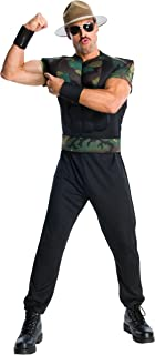 Sgt Slaughter Costume - Standard - Chest Size 40-44