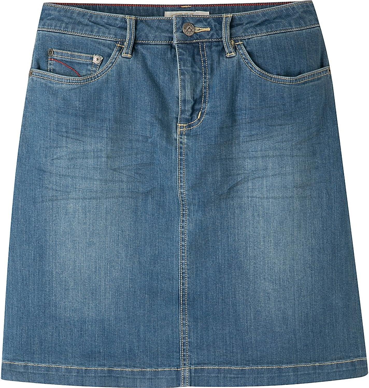 Mountain Khakis Women's Genevieve Classic Fit Jean Skirt