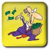 Spend My Money - Gastar meu dinheiro - jogo de piada - se sentir como um milionário! Seja um gastador!