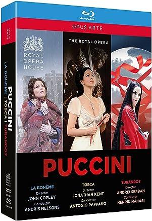 La Boheme/Tosca/Turandot