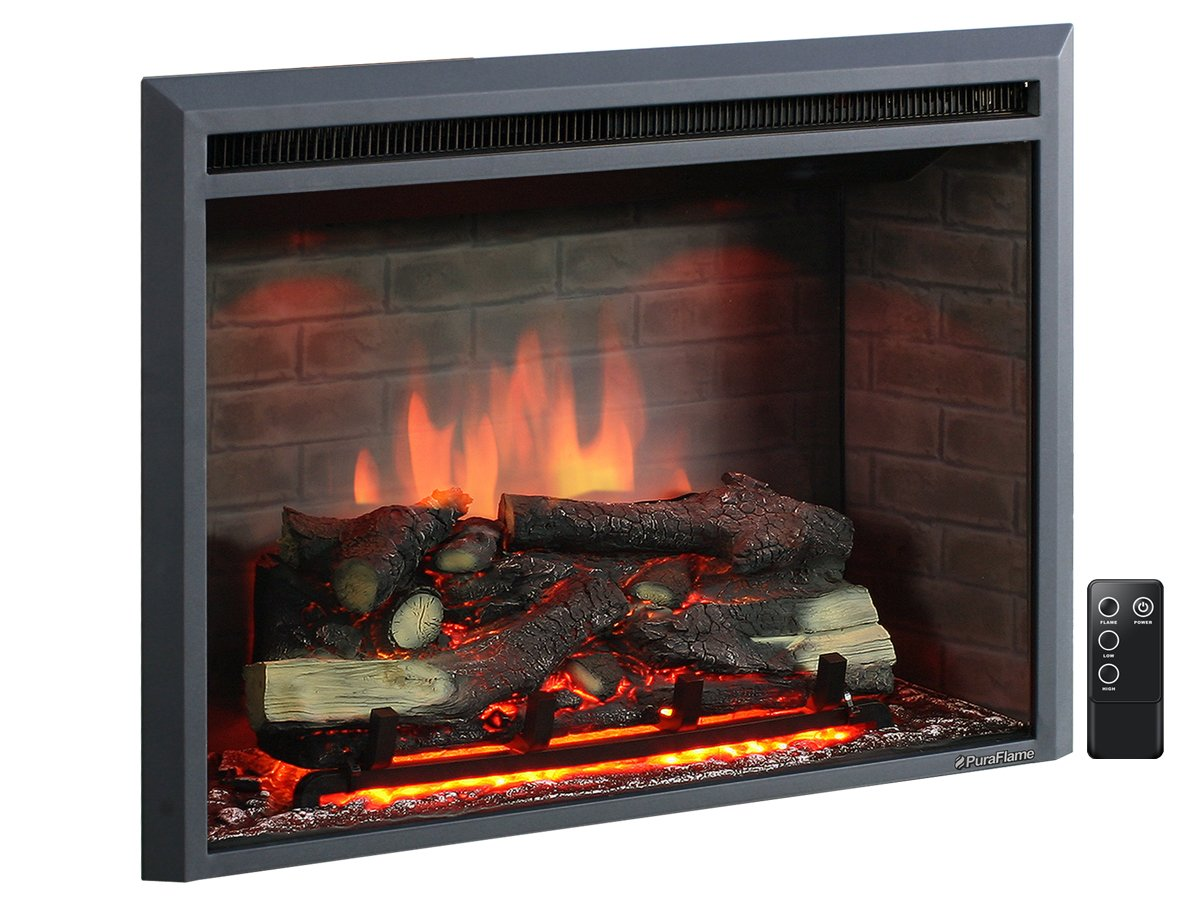 PuraFlame Western Electric Fireplace Control