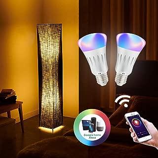 LVYUAN Floor Lamps Alexa WiFi Smart 61