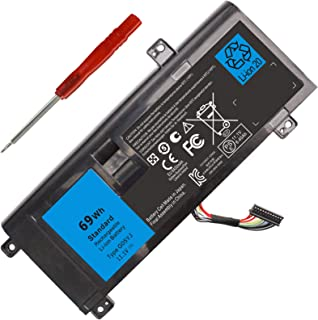Shareway G05YJ Laptop Battery for Dell Alienware 14 A14 M14X R3 R4 14D-1528 ALW14D Y3PN0 8X70T 0G05YJ P39G [11.1V 69Wh] - 12 Months Warranty!