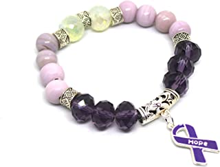 Lupus Awareness Bracelet - Pick your own charm