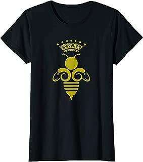Womens You Can Call Me Queen Bee Shirt Women Beekeeping Bumblebee