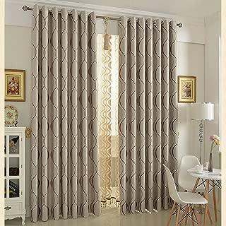 Best brown leaf curtains Reviews