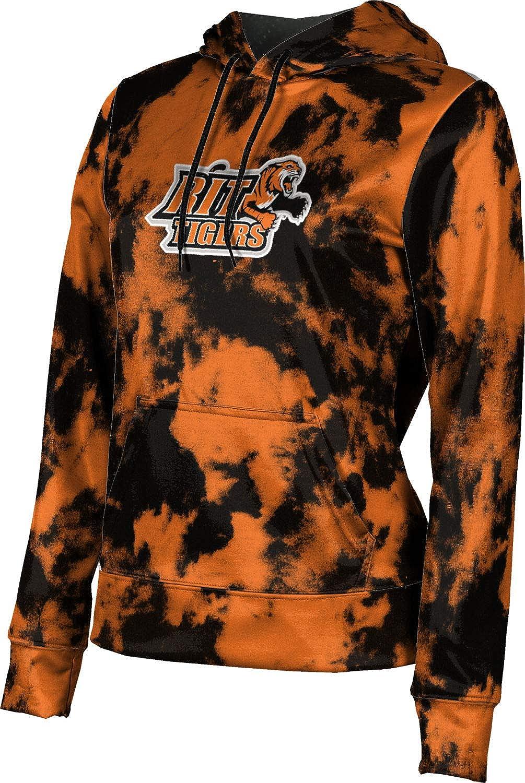 ProSphere Rochester Institute of Technology University Girls' Pullover Hoodie, School Spirit Sweatshirt (Grunge)