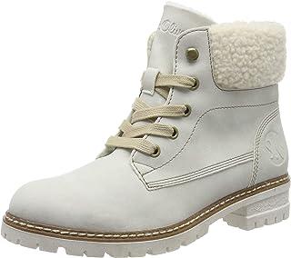 40,41 S.Oliver Damen Boots Stiefeletten Samtmaterial grau Gr