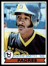 Baseball MLB 1979 Topps #116 Ozzie Smith Excellent RC Rookie Padres
