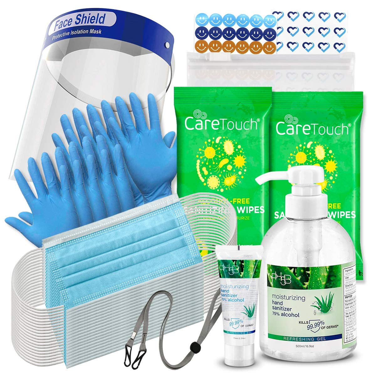 RightCare 人気ブレゼント Protection Kit for Kids Teachers Adults Teens and 信用