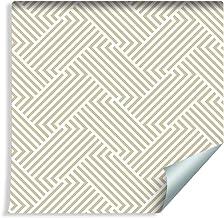 Muralo Papier Peint 3D Motif Moderne G/éom/étrique Vinyle D/écoration Optique /Él/égant 55995344