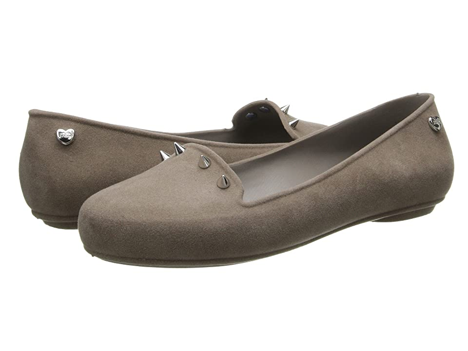 Melissa Shoes Mel Glow III (Grey Flocked) Women
