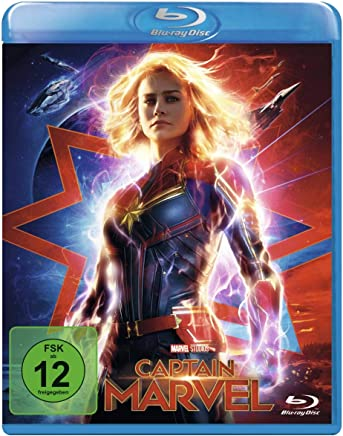 Captain Marvel [Blu-ray]