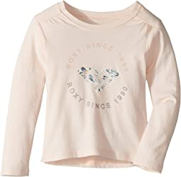 Shape and Shadow Long Sleeve Tee (Toddler/Little Kids/Big Kids)
