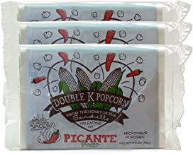 product image for Double K Popcorn Microwave Picante Popcorn, 18 Count