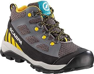 Scarpa Neutron Mid Kid GTX, Chaussures de Trail Running pour Enfants Mixte Enfant