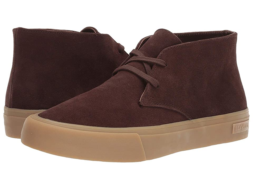 SeaVees Maslon Desert Boot (Bison) Men
