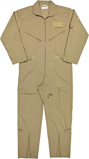 Air Force Flight Suits, US Military Type Coveralls, Uniform Overalls/Jumpsuits for Work with Official Pin