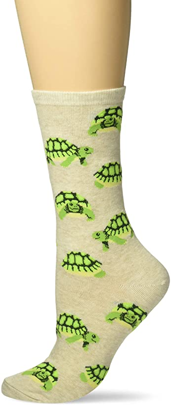 Hot Sox Women's Originals Classics Novelty Crew Socks