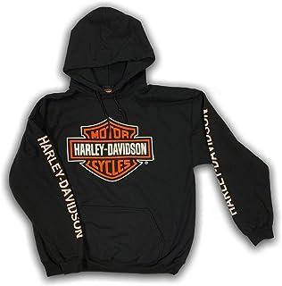 3e44409aaa Harley-Davidson Men s Bar   Shield Logo Pullover Hooded Sweatshirt 30297503