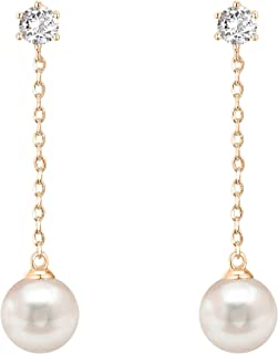 Best dangling earrings pearl Reviews