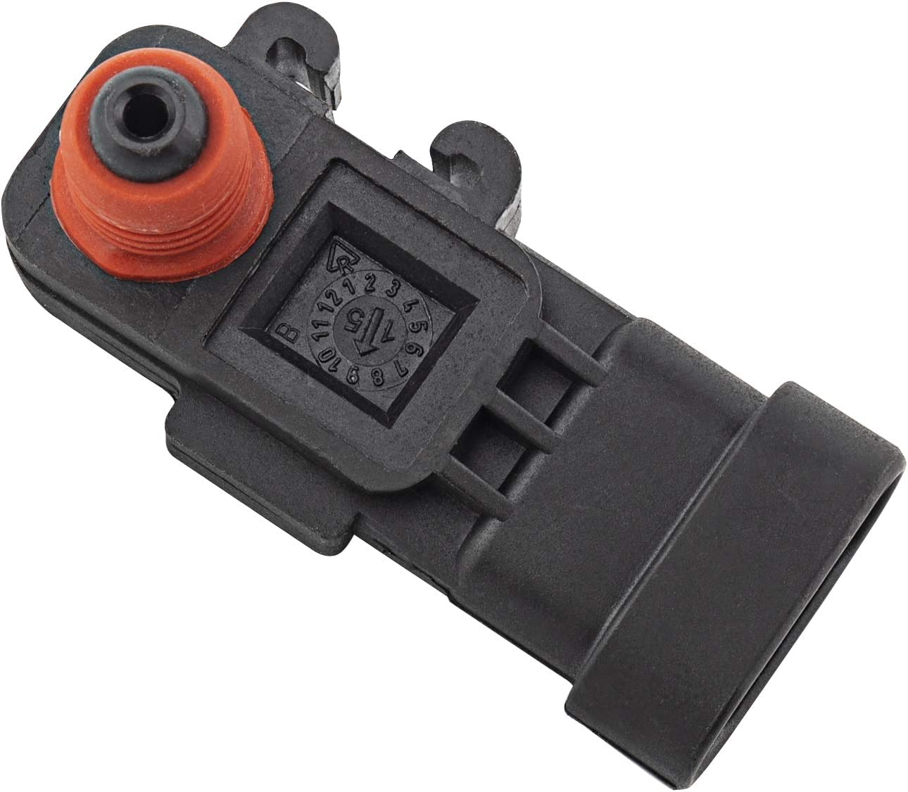 16238399 Fuel Tank Pressure Direct sale of manufacturer Sensor with Compatible Chevy Outlet sale feature Buick