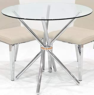 Table With Glass Tops