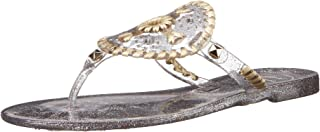 Women's Sparkle Georgica Jelly Flip-Flop Sandal