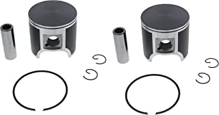 2004-2007 Ski-Doo MXZ 500SS Adrenaline Piston Kit x2 Teflon Coated Race-Driven