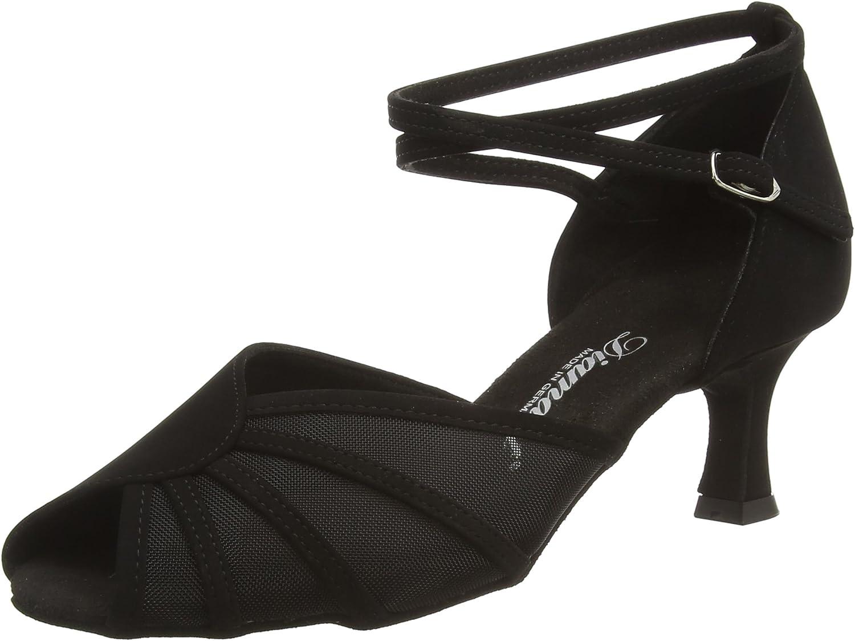 Diamant Women's Model 020-2  (5.0 cm) Flare Heel shoes