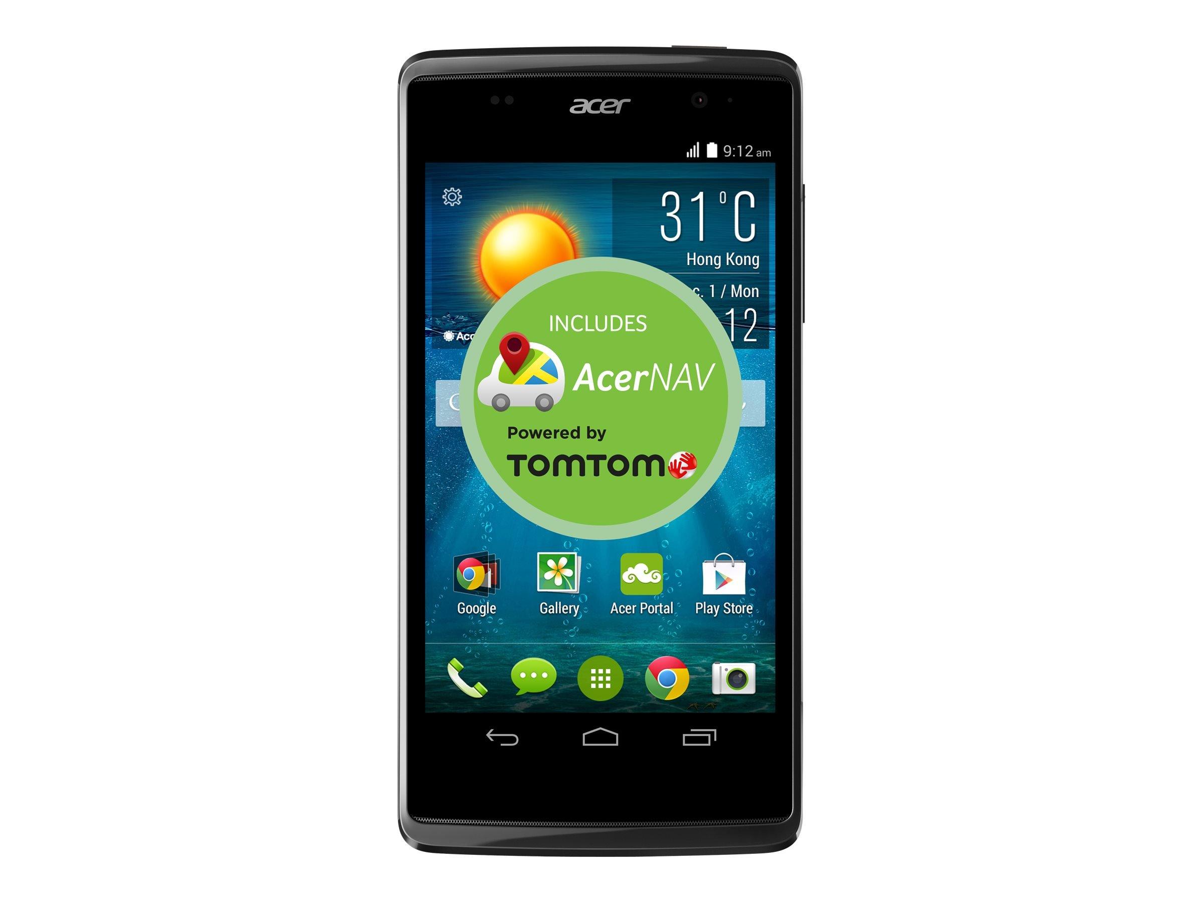 Acer Liquid Z500 - Smartphone libre Android (pantalla 5