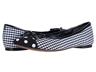 J. Renee Charmyne (Black/White Gingham) Women