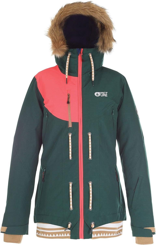 Picture Cooler Jacket - Umweltfreundliche Ski- und Snowboardjacke aus recyceltem Material für Frauen