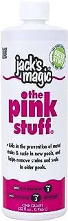 Jack's Magic The Stuff Cleaners, 32 oz, Pink