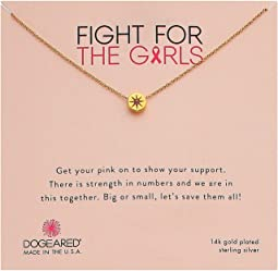 Fight for the Girls Necklace