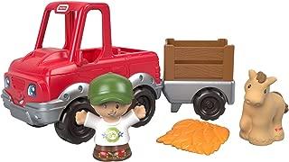 fisher price handy helper farm truck