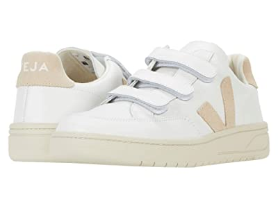 VEJA V-Lock (Extra White/Sable) Men