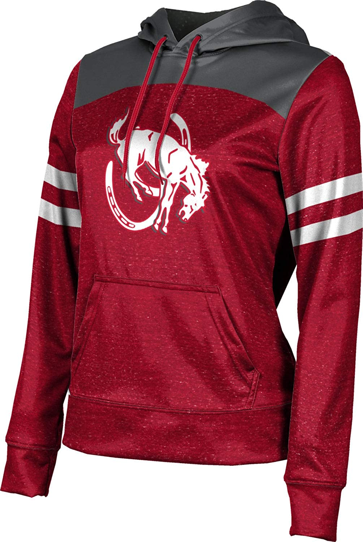 ProSphere Odessa High School Girls' Pullover Hoodie, School Spirit Sweatshirt (Gameday)