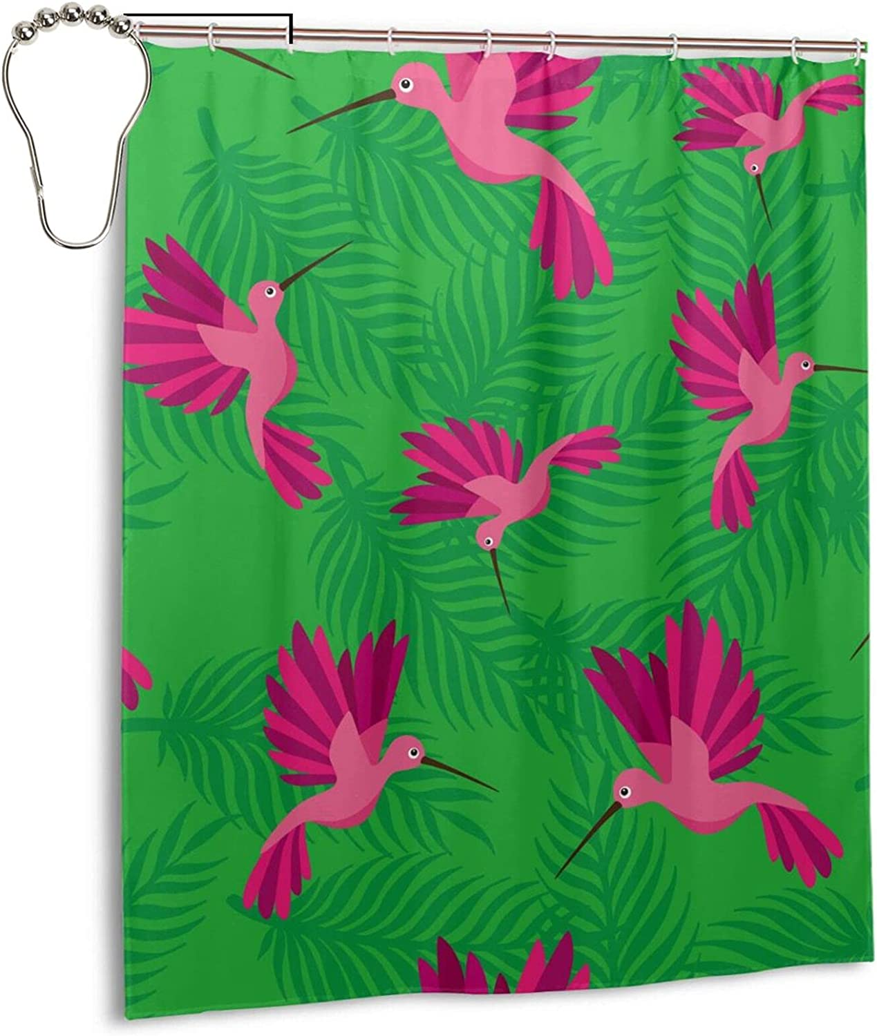 Directly managed store FuYin Little Colibri Small Bird and San Jose Mall Tropic Palm Cu Shower Leaves