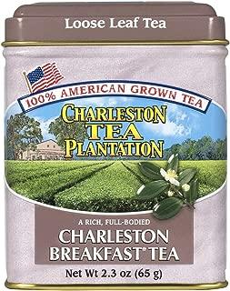 American Classic Loose Tea, Charleston Breakfast, 2.3 Ounce