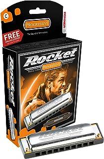 Hohner M2013BXB Rocket Harmonica, Key of B