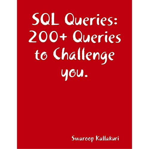 Advanced SQL: Amazon com