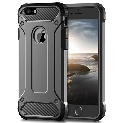 huge discount fa888 88347 Protective iPhone SE Case: Amazon.co.uk